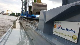 Green innovation - GTL brandstof