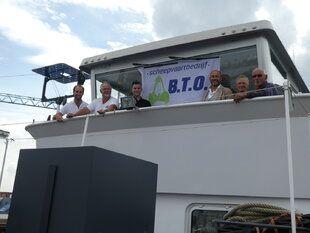 Scheepvaartbedrijf B.T.O. heeft zijn vloot uitgebreid - Scheepvaartbedrijf B.T.O. heeft zijn vloot uitgebreid